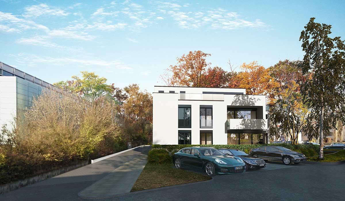 Stuttgart Killesberg Bauprojekt