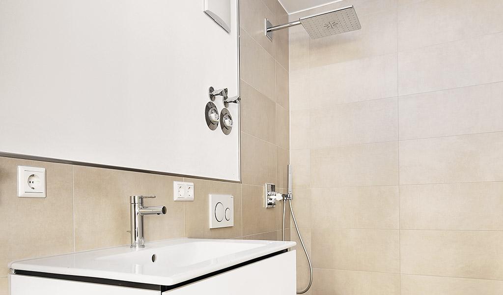 Wohnen in ostfildern kemnat modernes badezimmer