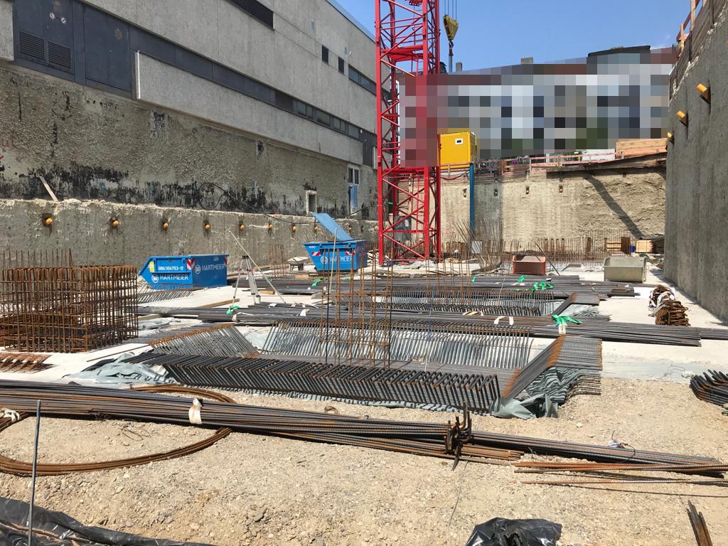 München Sendling Bauprojekt